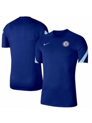 Chelsea Blue Strike Training Jersey 2020/21