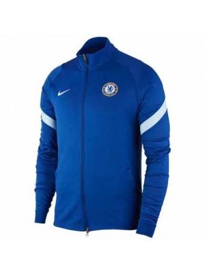 Chelsea Blue Strike Training Jacket 2020/21