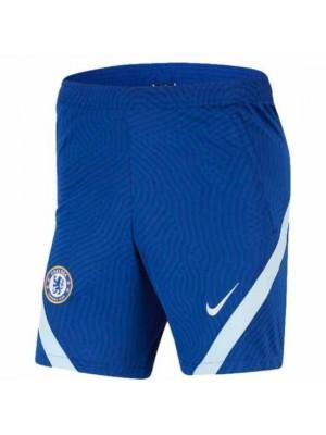Chelsea Blue Strike Training Shorts 2020/21