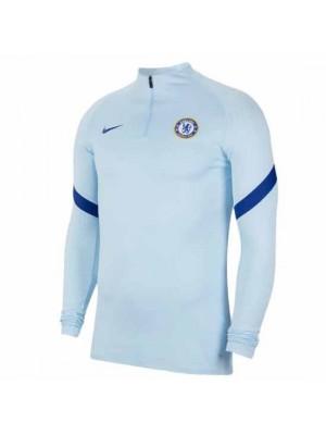 Chelsea Light Blue Strike Drill Top 2020/21