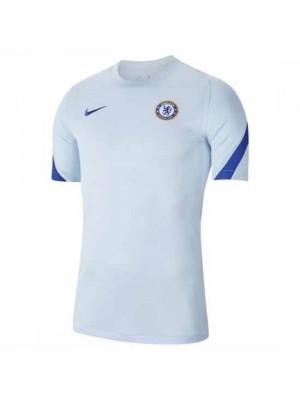 Chelsea Light Blue Strike Training Jersey 2020/21