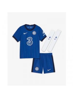 Chelsea home kit - little boys and girls