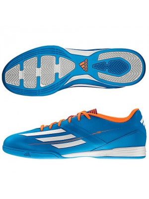 F10 IN Messi indoor shoes - youth - blue