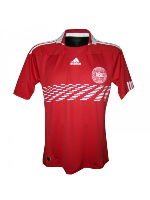 DBU Denmark home jersey - youth