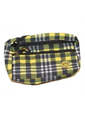 Dortmund wash bag - chequered