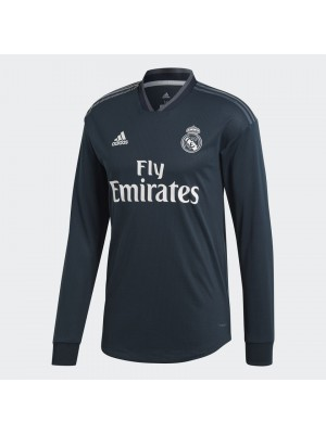 Real Madrid away jersey Long Sleeve authentic