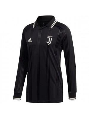Juventus icons tee L/S - black