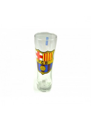 Barcelona tall slim pint glass