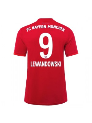 FC Bayern Munich Home Jersey 19/20 - Youth - Lewandowski 9