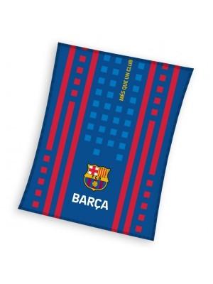 FC Barcelona blanket - 110x140 cm