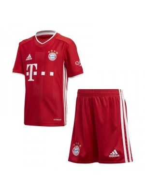 FC Bayern 20/21 home kit - little kids