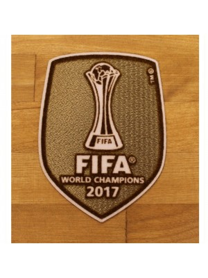 FIFA CWC Champs 2017 Badge - adult