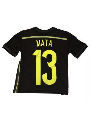 Spain away jersey 2014 - Mata 13