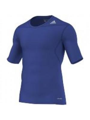 TF base layer short sleeve - blue