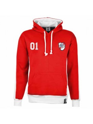 Riverplate Number 01 Retro Hoodie