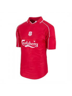 Liverpool 2000 Home Shirt