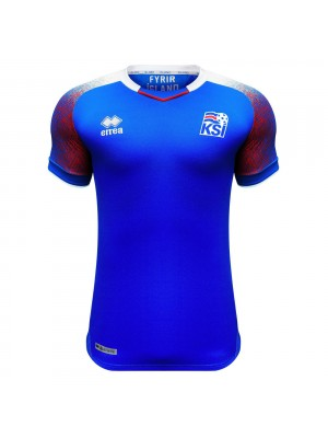 Iceland home jersey World Cup 2018