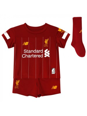 Liverpool home minikit - little boys