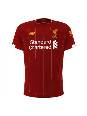 Liverpool home jersey - boys