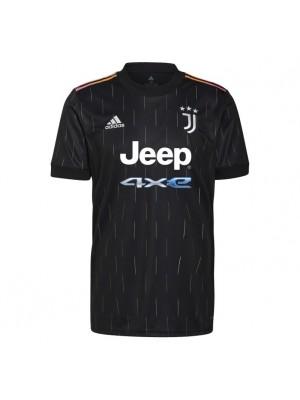 Juventus 21/22 away jersey - youth