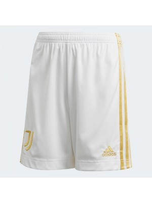 Juventus 20/21 home shorts - youth