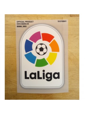 La Liga replica size patch