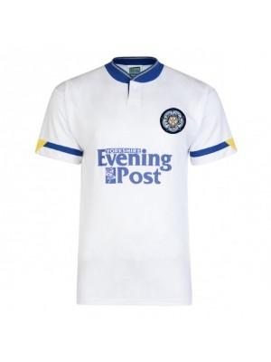 Leeds United 1992 home shirt