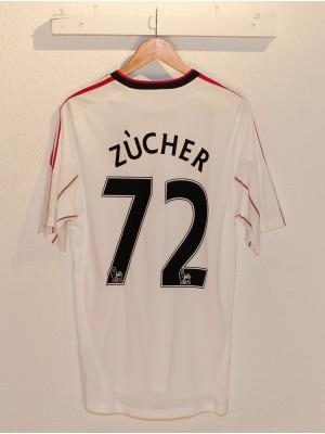 Liverpool away jersey 2010/11 - Zucher 72