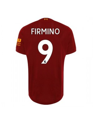 Liverpool home jersey 19/20 - youth - Firmino 9