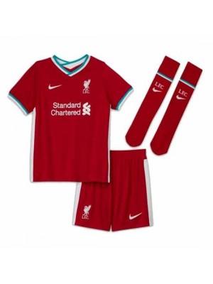 Liverpool Kids Home Kit 2020/21