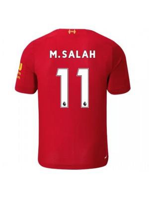Liverpool home jersey 19/20 - M. Salah 11
