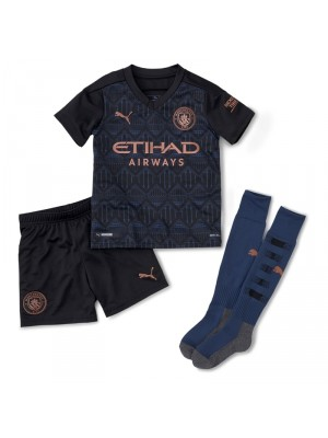 Manchester City home kit 2020/21 - little boys