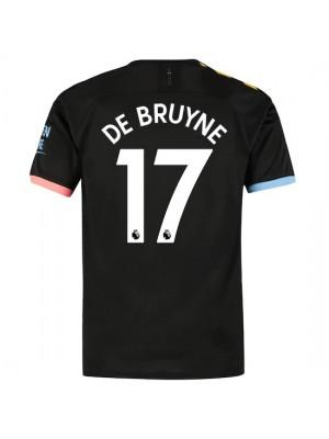 Manchester City Away Jersey 19/20 - De Bruyne 17