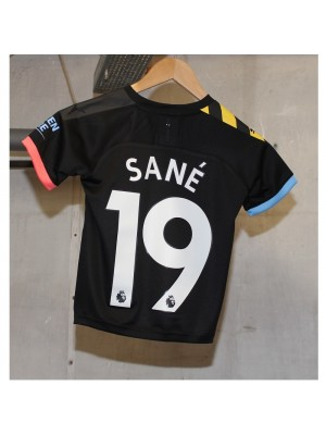 Man City 19/20 away jersey - SANÉ 19