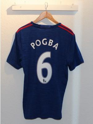 Man Utd away jersey - Pogba 6
