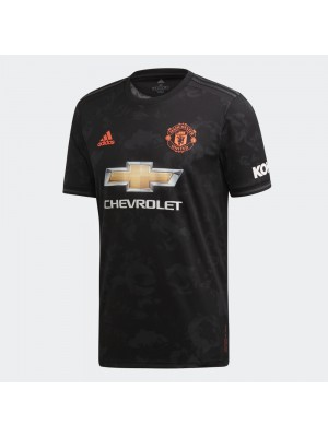 Man Utd third jersey - boys