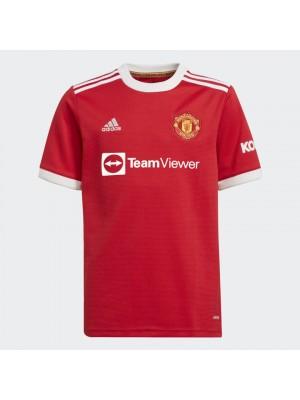 Man Utd home jersey 21/22 - boys