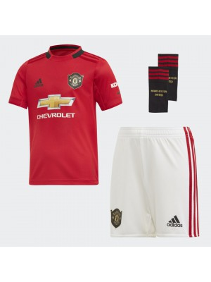 Manchester United home mini kit 2019/20