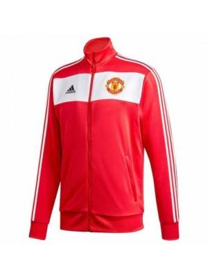 Manchester United 3-Stripe Track Jacket 2020/21