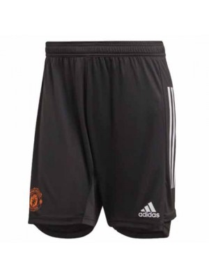Manchester United Green Training Shorts 2020/21