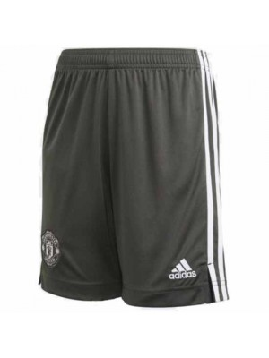 Manchester United Kids Away Shorts 2020/21