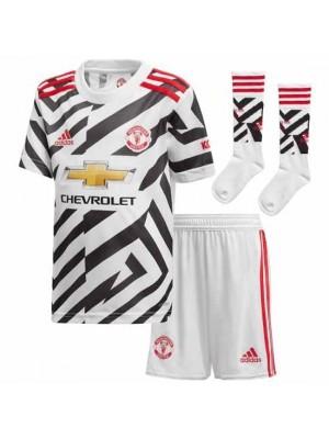 Manchester United Kids Third Kit 2020/21