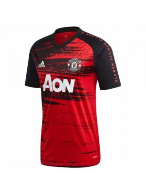 Manchester United Red Pre-Match Jersey 2020/21