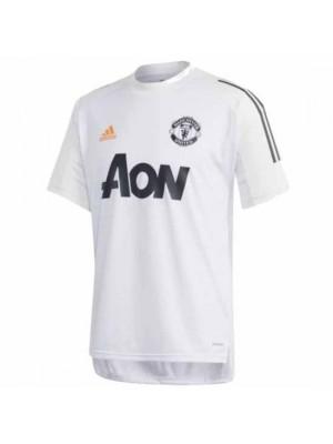Manchester United White Training Jersey 2020/21