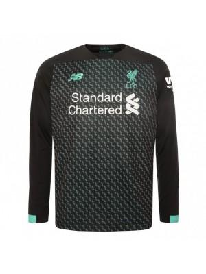 Liverpool third jersey - long sleeve