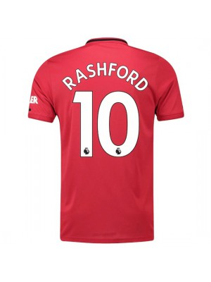 Manchester United Home Jersey 19/20 - Youth - Rashford 10