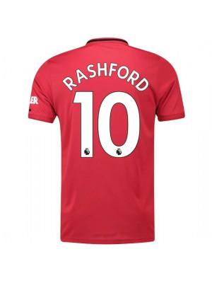 Manchester United Home Jersey 19/20 - Youth - Rashford 10