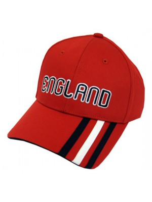 England cap - red