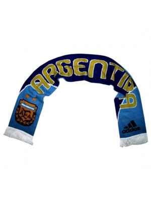 Argentina fan scarf World Cup 2010