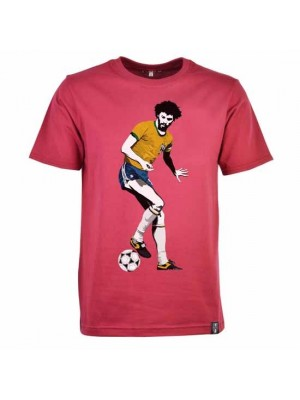 Miniboro Socrates T-Shirt - Maroon
